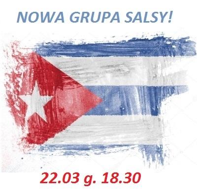 Nowa Grupa Salsy Kubańskiej! | FENIKS # Szkoła tańca Białystok, kursy nauka tańca w Białymstoku, salsa, taniec towarzyski, taniec brzucha, latino solo